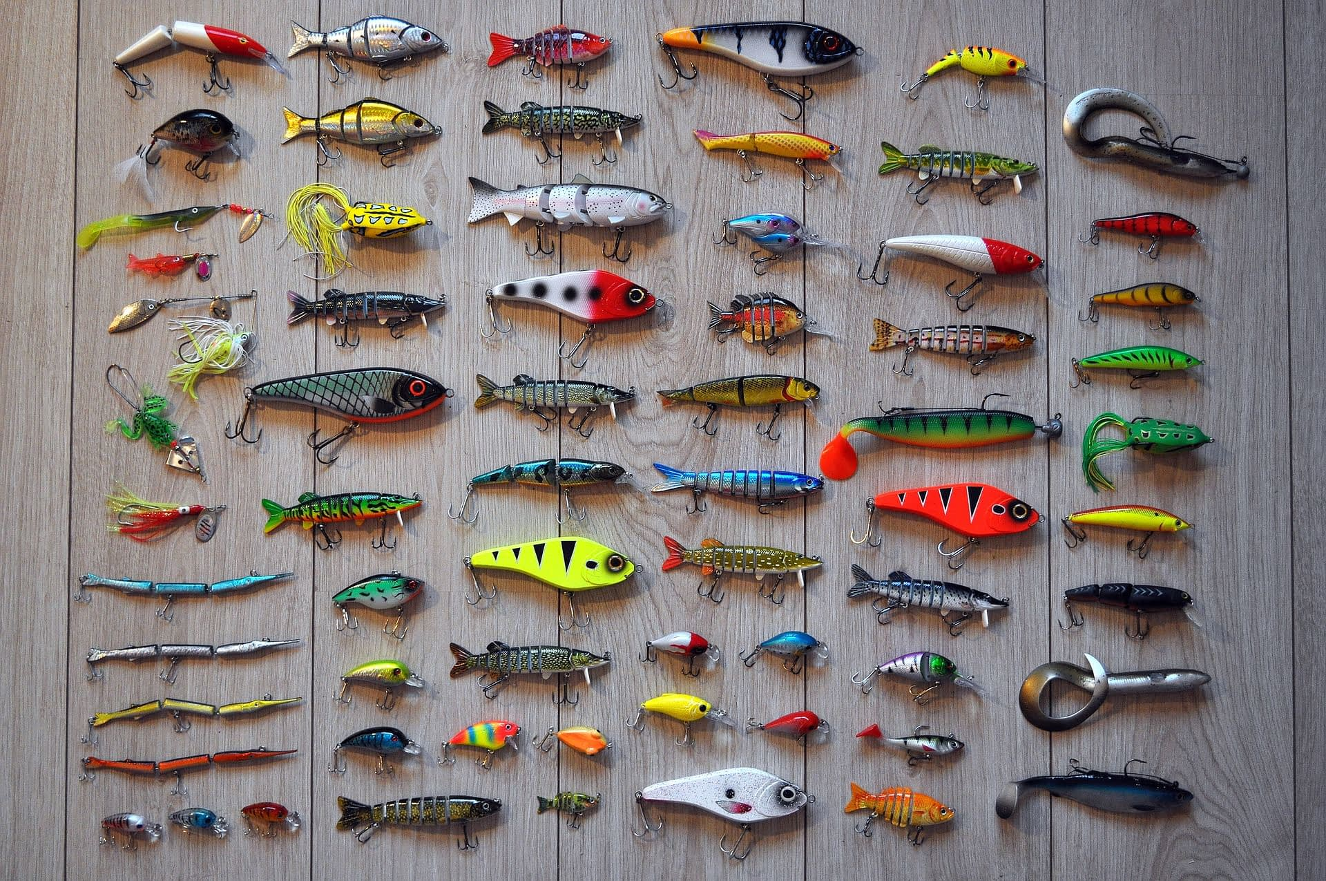 crappie lures